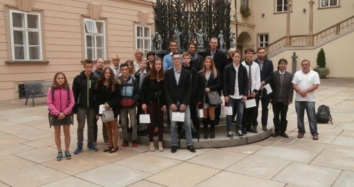 Nejúspěšnější sportující školy na brněnské Radnici