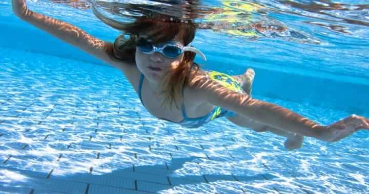 Plavte ligu s delfínem