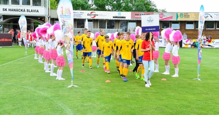 Republikové finále v minifotbalu SLZŠ