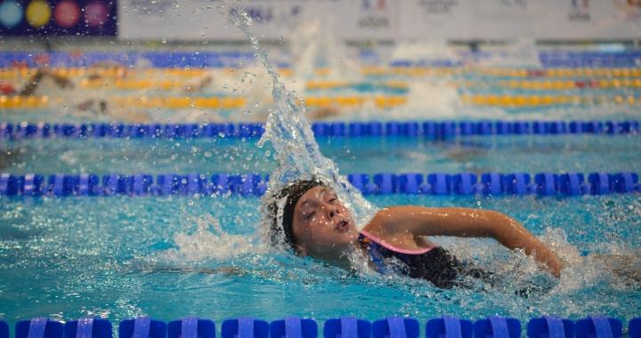 O Pohár ministra školství se plavci utkali pod drobnohledem televize