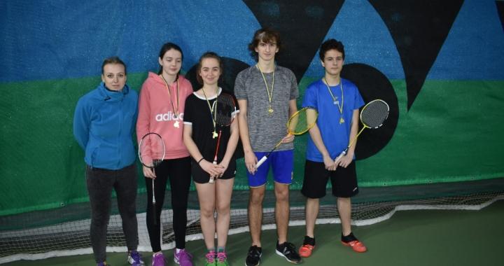 Badminton - první soutěž roku 2018 ve Zlínském kraji