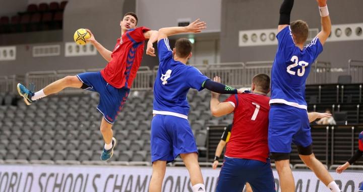 Na mistrovství světa škol skončili čeští házenkáři v nejlepší desítce