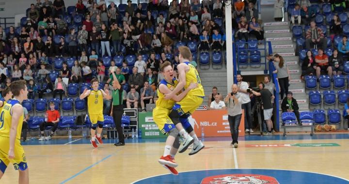 Republikové finále v basketbalu Sportovní ligy ZŠ ovládly týmy z Javorníku a Nymburku