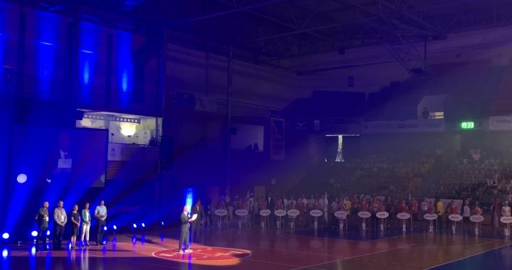 Prezident ISF poděkoval českým pořadatelům za vynikající organizaci MS škol ve volejbalu