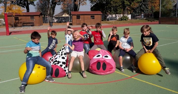 Obrazem: Takhle se sportuje na školách