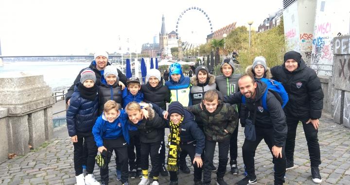 Fandili Borussii i Daridovi: Vítězové McDonald´s Cupu na fotbalu v Dortmundu