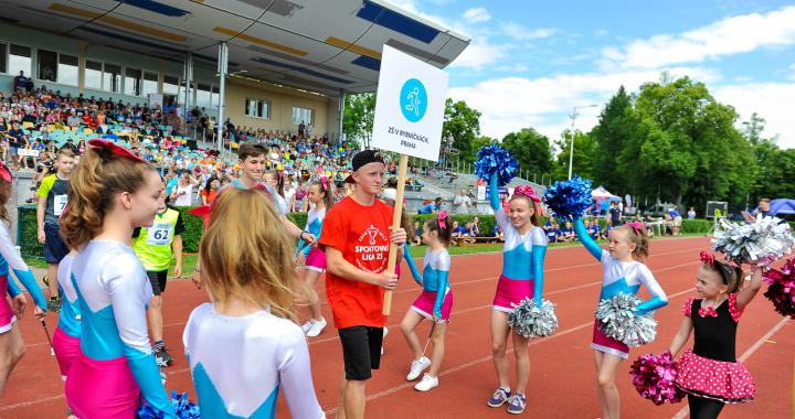 Hledáme účetní pro školní sportovní akce