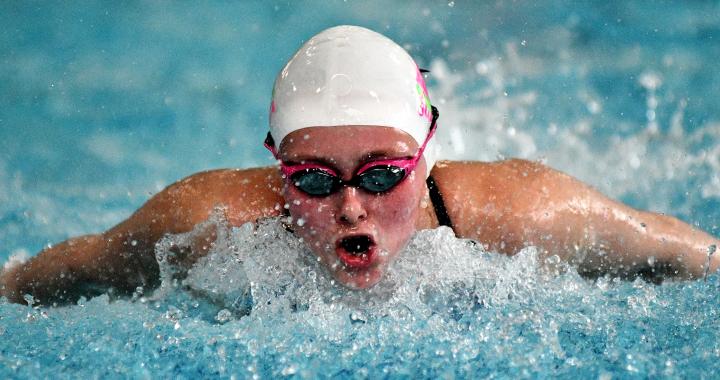 Republikové finále v plavání ovládli ústečtí studenti a novojičínské gymnazistky