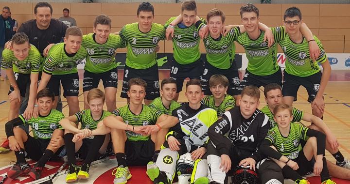 Známe vítěze kvalifikací florbalu z Uherského Brodu