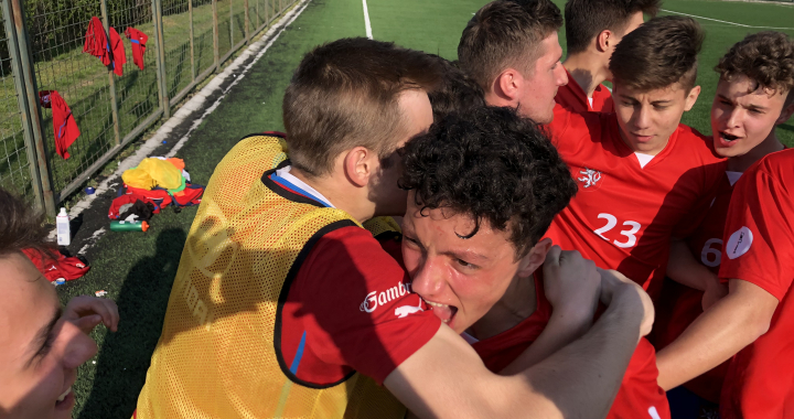 ISF WSC Football: Výborný vstup do turnaje!