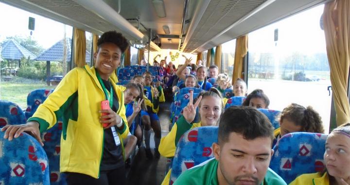 ISF WSC Football: Brazilská samba a skalp akademie z Magdeburgu!