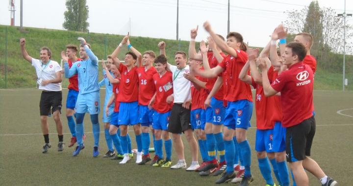 ISF WSC Football: Postup mezi nejlepších osm!