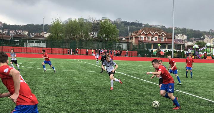 ISF WSC Football: Večer Národů a čtvrteční pachuť Sacheru