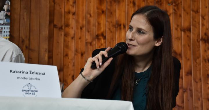 Sekretariát AŠSK opouští Katarína Železná